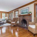 Medford Living Room Real Estate Photo