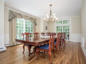 Real Estate Dining Room Photo